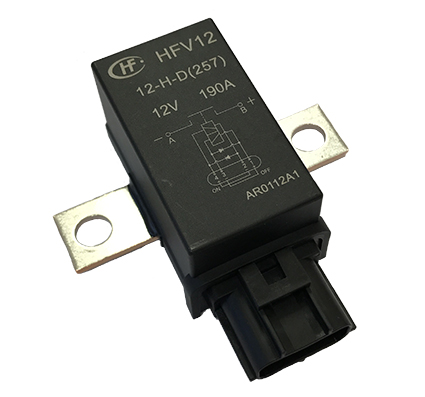HongFa Battery Disconnect Relay
