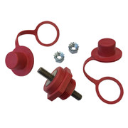 Pass Thru Stud Kit Red C1259